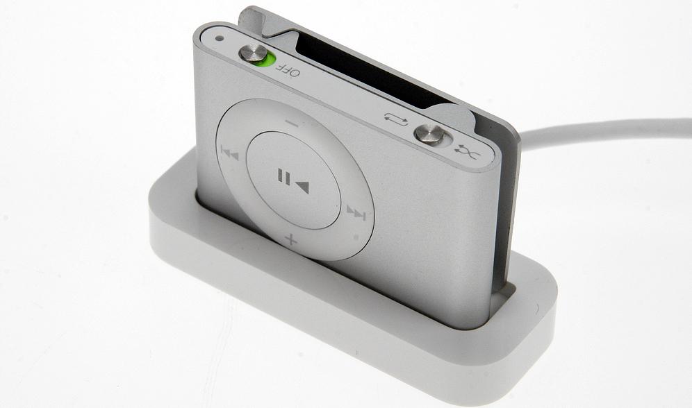 POPULÆR: Apples nye Shuffle ble ikke uventet en superhit hos forbrukerne.