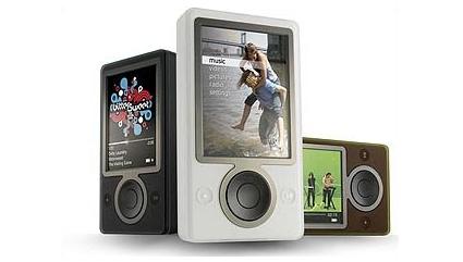 """Microsofts Zune kan nok fortsatt ikke regnes som en """"iPod killer""""."""