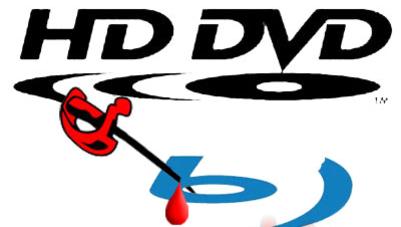 HD DVD med Universal i spissen slår tilbake mot Blu-Ray.