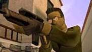 FORBUDT: Å skyte folk i Counter-Strike kan gi tyskere ett års fengsel.