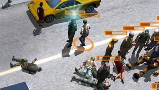 DRAP I GUDS NAVN Antikrists hær i New York får gjennomgå i det kristne dataspillet.