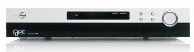 DIGITAL-TV MED OPPTAK: Get lanserer nå en PVR-løsning i Norge.