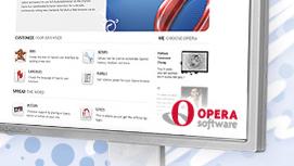 KRITISKE: Opera Software er kritiske til Windows Vista.