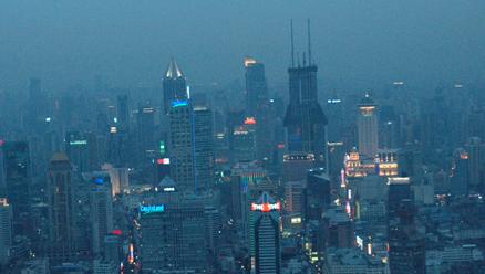 SHANGHAI:  4G-nettet vil i første omgang være tilgjengelig i deler av Shanghai.