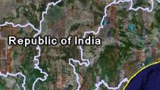 india google earth