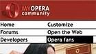 Opera får god støtte fra de store.