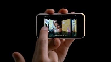 Engelske TV-seere følte seg lurt av iPhone-reklamen.