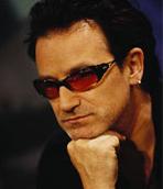 Det er usikkert hva Bonos arbeid i selskapet er, bortsett fra å gi god PR.