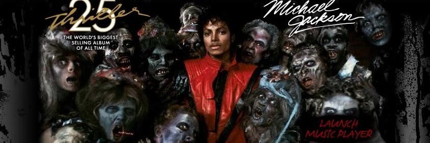 Michael Jackson har skjøvet Britney Spears vekk fra søketronen.