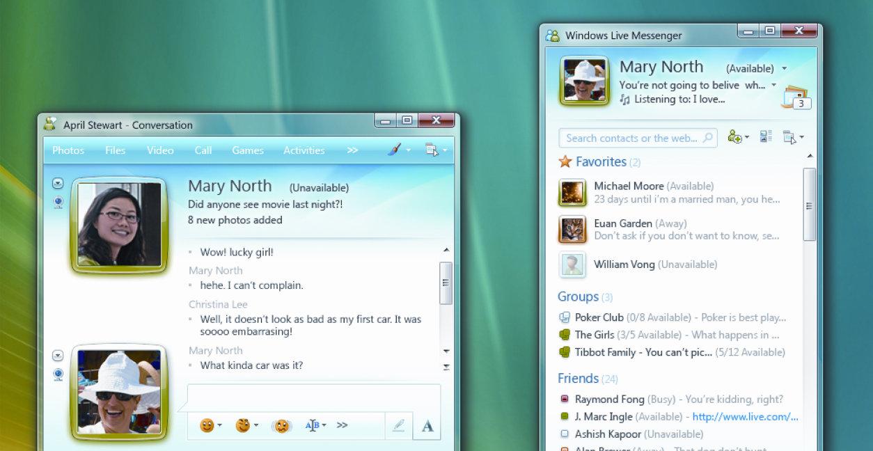 Microsoft jobber med å rette feilene med Messenger i dag.