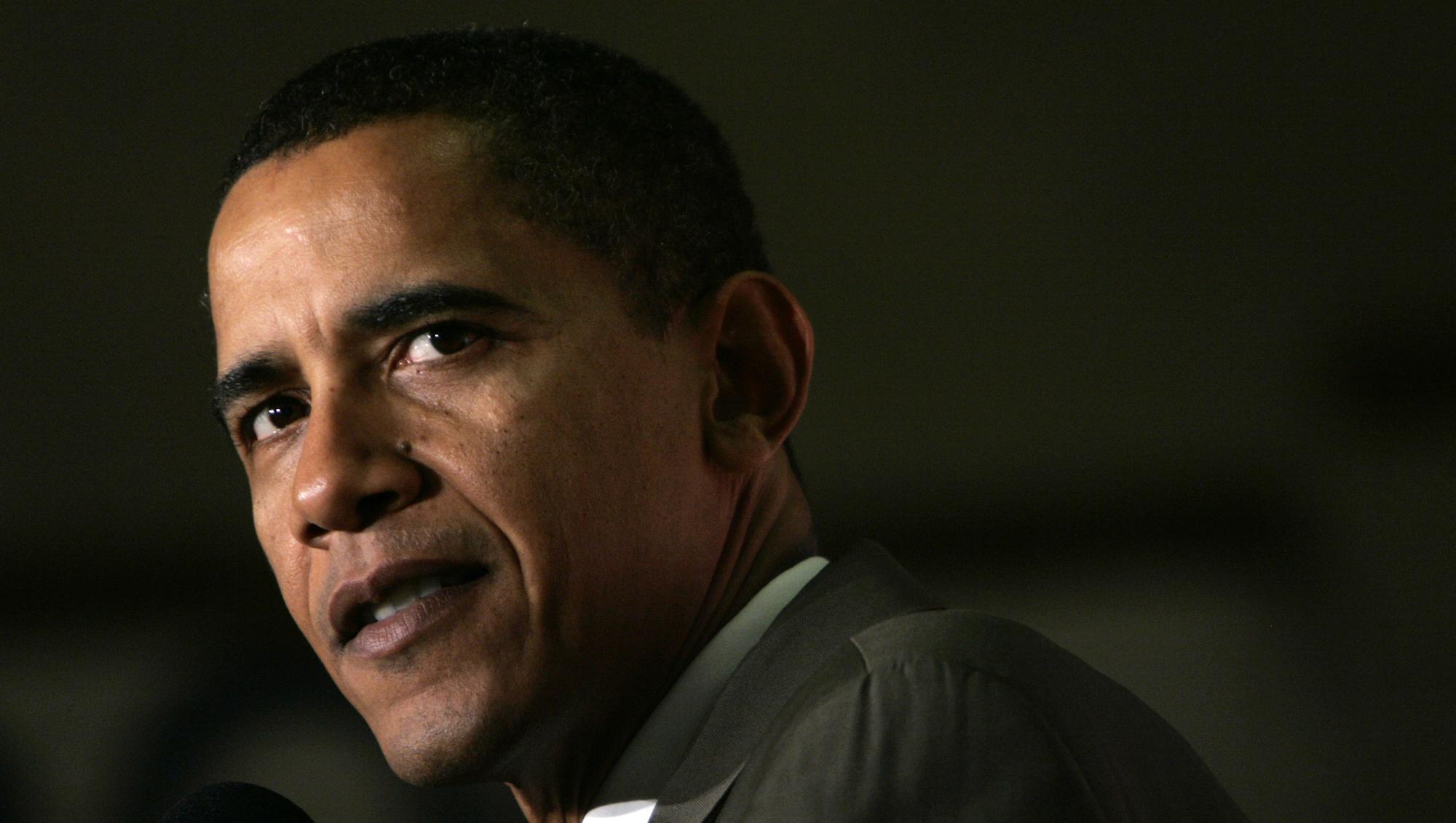 Barack Obama trakk over to millioner mennesker til innsettelsesseremonien i går. Og mange av dem skulle ringe hjem...