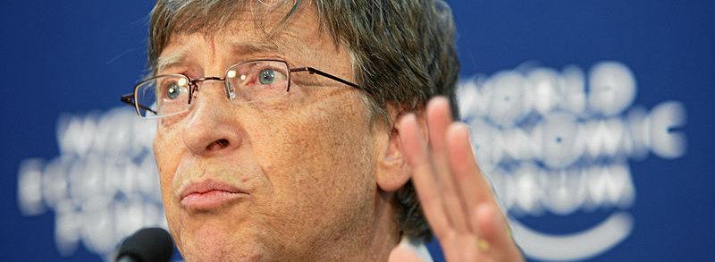 Bill Gates er ikke lenger frontfiguren for Microsoft, men har fortsatt meninger om Windows 8.