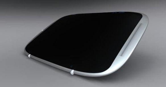 Notion Ink Adam Smartpad kommer fra India, og er i hvert fall rent designmessig et konkurransedyktig produkt.
