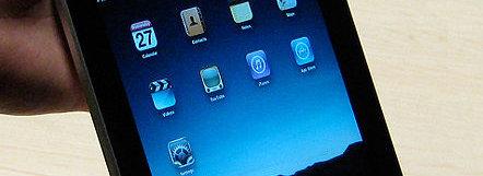 iPad er forbudt i Israel, men fullt lovlig i Norge.