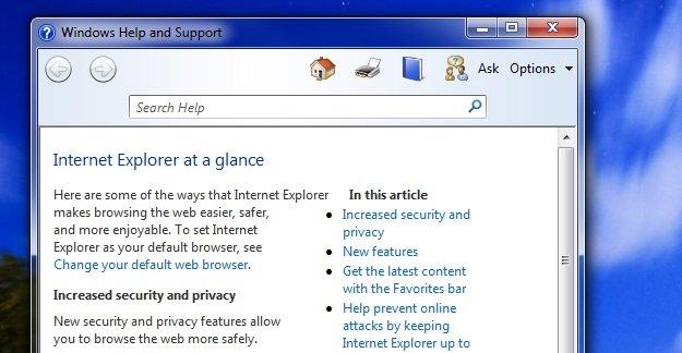 Pass på når du trykker F1 om du har litt spesielle surfevaner. Windows 7 og Vista er ikke berørt av feilen.