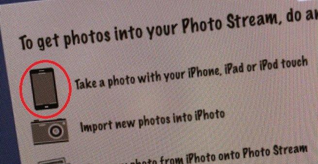 Se hva som dukket opp i Apples siste beta av Photo Stream.