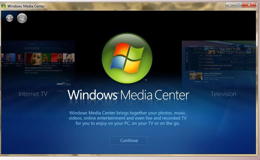 Windows Media Center vil fortsatt være en integrert del av Windows, lover Microsoft.