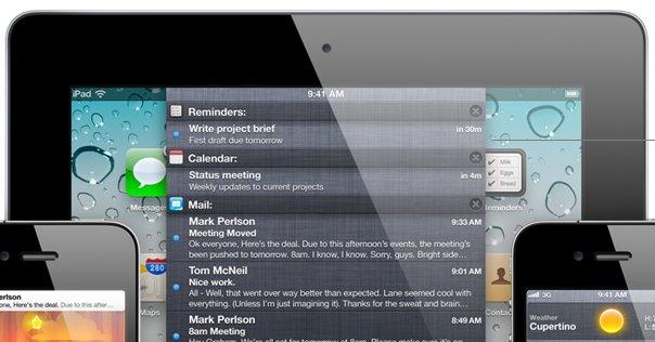 iOS5 kommer i dag.