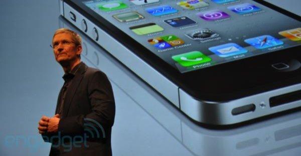Apple-sjef Tim Cook.