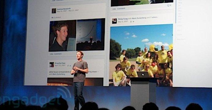 Mark Zuckerberg kunne for litt over en uke siden presentere en helt ny utgave av Facebook. Reaksjonene har ikke bare vært positive.