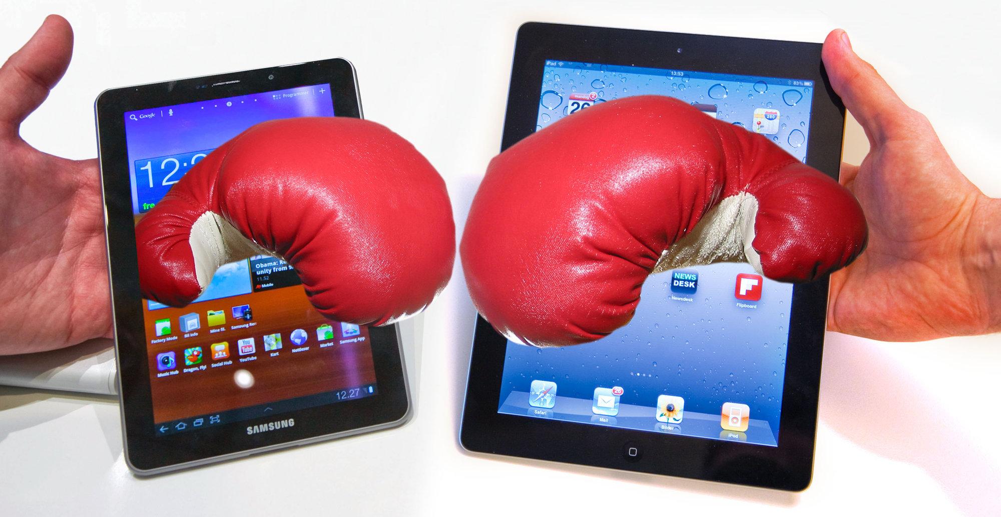 Både Apple og Samsung vant i retten i Sør-Korea. Med det resultat at begge tapte...
