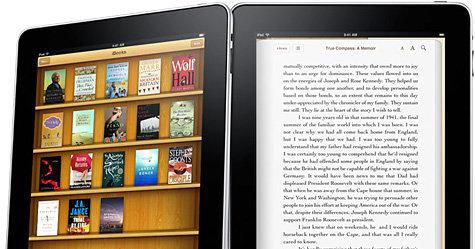 iBooks til iOS.