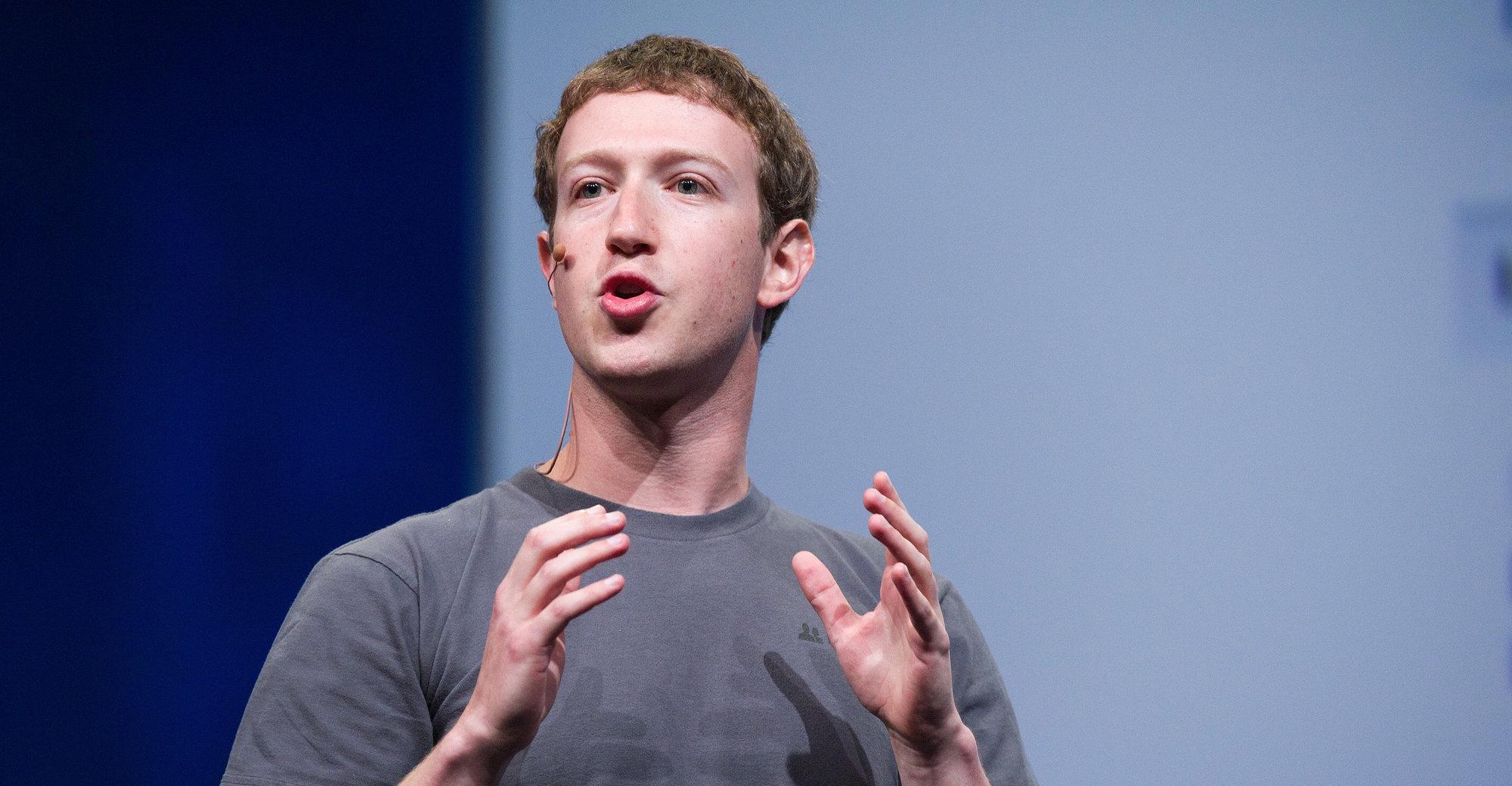 Mark Zuckerberg bør ha noe nytt og spennende å komme med i kveld.
