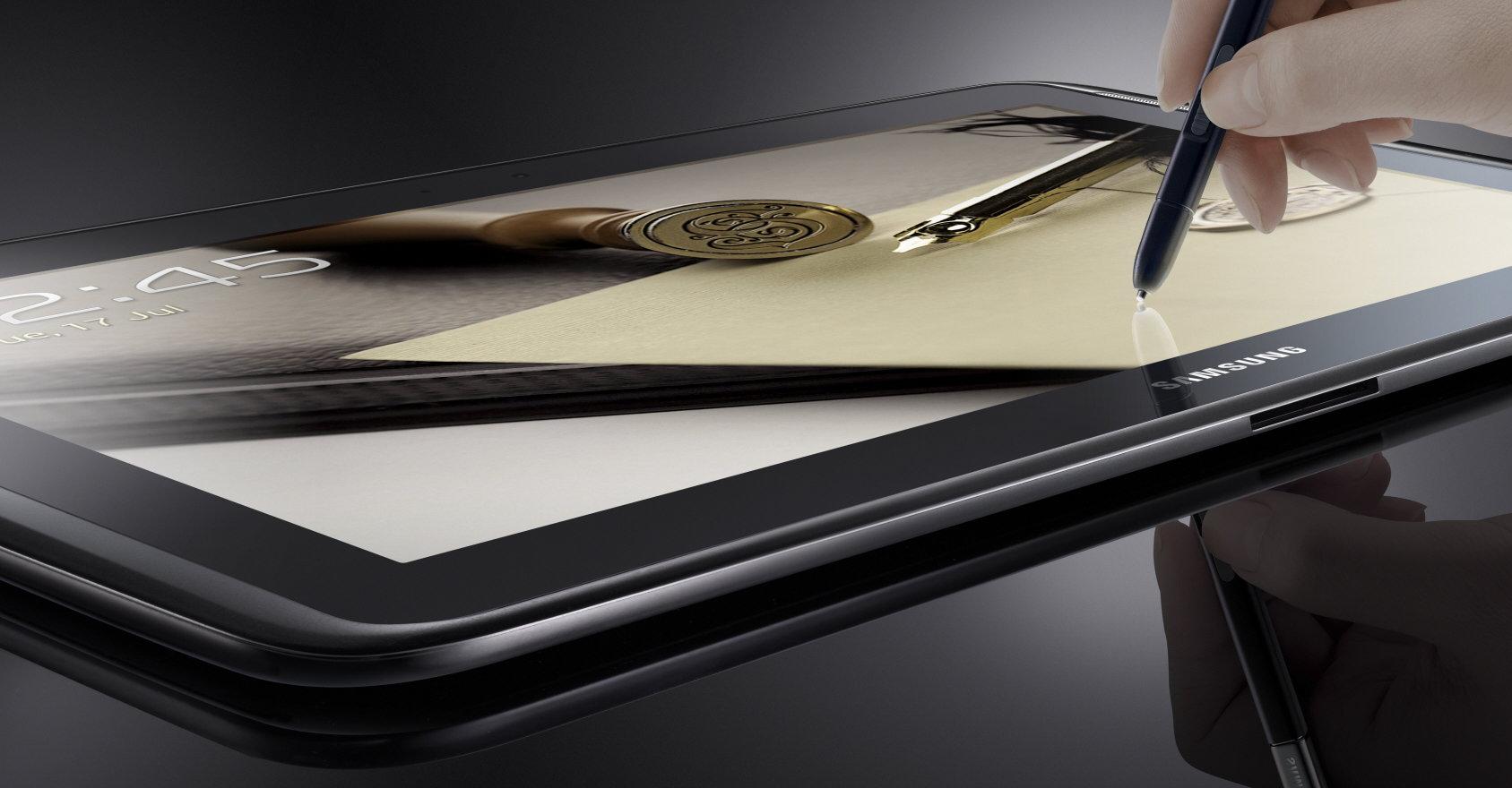Galaxy Note 10.1 kommer i norske butikker i uke 34, og får en veiledende pris på 5500 kroner.