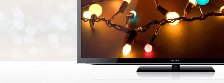 Dette er et eksisterende TV fra Sony. Men til uka skal de vise fram en 84 tommers 4K-skjerm, sier ryktene.