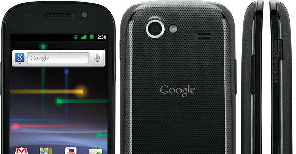 Googles Nexus S-mobil har et rent Android-OS, og berøres derfor av to viktige patenter helt nødvendige for berøringsgrensesnittet.