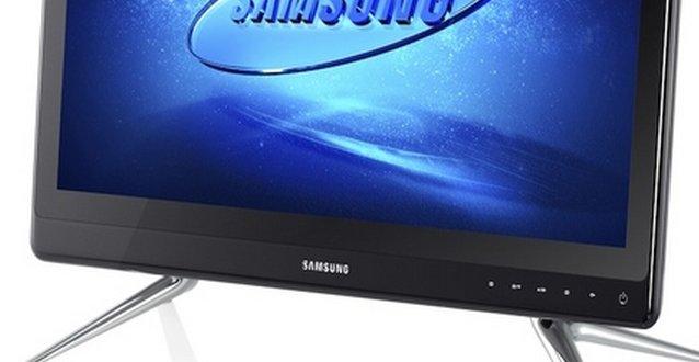 Samsungs alt-i-ett-maskiner med Windows 8 lanseres samtidig som sistnevnte: 26. oktober. Maskinene har flerberørings-skjerm.