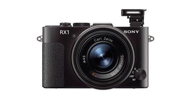 Sony RX1 er trolig verdens første kompaktkamera med fullformat-brikke.
