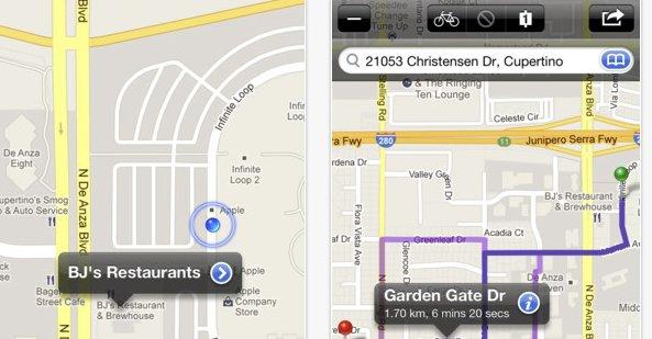 Savner du Google Maps i iOS 6? Maps+ løser problemet for det helt gratis.