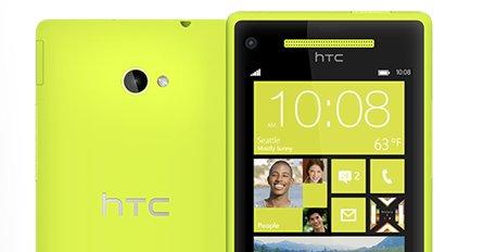 HTC Windows Phone 8X. Har den lånt for mye av Nokia så den kan forveksles av forbrukerne i butikken? Det blir spørsmålet en evt. rett må ta stilling til om Nokia velger å gå til søksmål, og om partene ikke blir enige seg imellom.