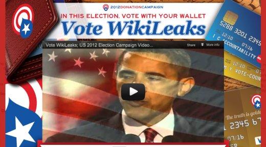 Denne skjermen la seg oppå det kontroversielle etterretningsmaterialet som var lekket til WikiLeaks. Det like Anonymous dårlig.