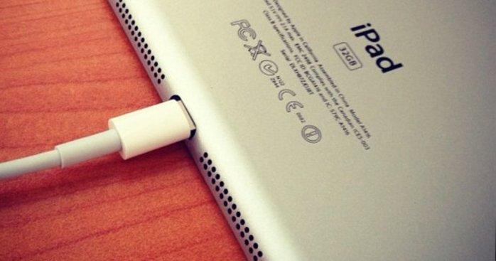 Joda, det er helt sikkert at iPad mini vil ha den nye Apple-pluggen...