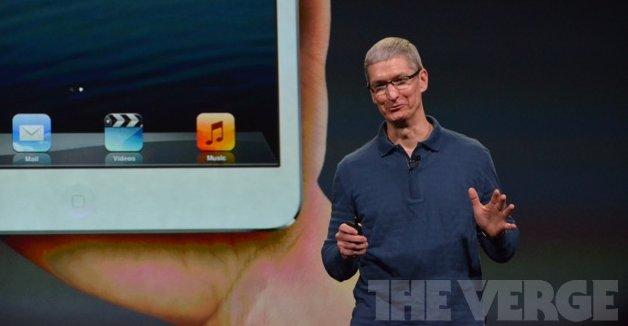 """Det handlet kun om maskinvare i kveld: to nye iPads, en syltynn iMac, ny MacBook Pro 13"""" og Mac Mini med Ivy Bridge-brikkesett."""
