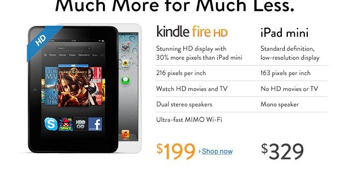 Denne annonsen er umulig å ikke få øye på når man besøker Amazon.com.