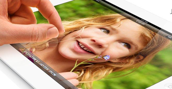iPad 4 er veldig mye kjappere enn iPad 3, og 10 prosent kjappere enn iPhone 5.