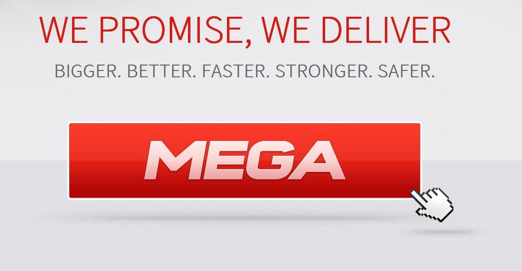 20. januar åpner Kim Dotcoms nye fildelingsside Mega, og ifølge nettsiden blir den kraftigere og sikrere.