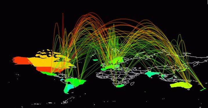 I dag flyter nettet fritt mellom landene uten at noen tar betalt for det. Det kan komme til å endre seg.