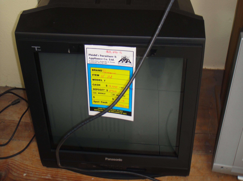 Dette gode (?) gamle Panasonic-apparatet viste seg å være ledd i et storstilt prissamarbeid for flere år siden. Først nå deler EU ut milliardbøtene.