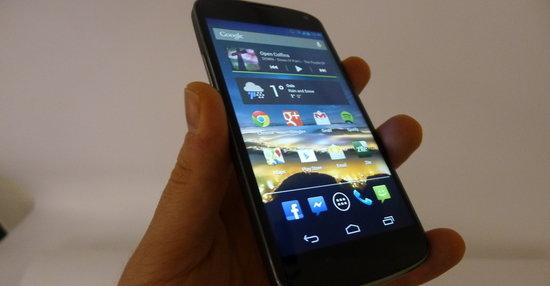 Nexus 4 kommer neste uke og vil koste 4990 kroner.