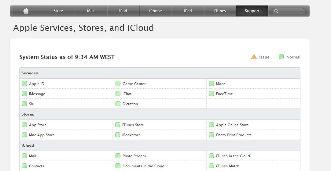 Bruker du en eller flere Apple-produkter er denne siden ganske nyttig.