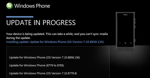 Noen heldige Nokia Lumia 800-enheter fikk servert Windows Phone 7.8 i går.