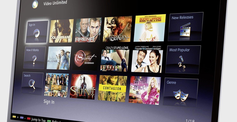 Sony kan komme til å kapre TV-skjermen din før Apple.