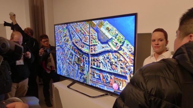 LG viste frem mange TV-er, noe hvitvare og en mobil. Hadde det ikke vært for de fete TV-ene hadde LG skuffet oss i år.