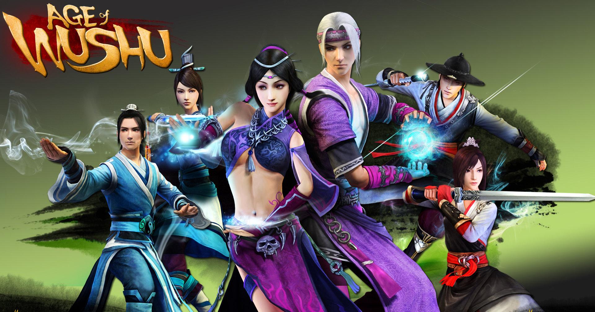 I Kina spilles det mer nettspill enn andre steder i verden. Men at fedrene går inn og myrder sønnene sine virtuelt er neppe hverdagskost. Her «Age Of Wushu».