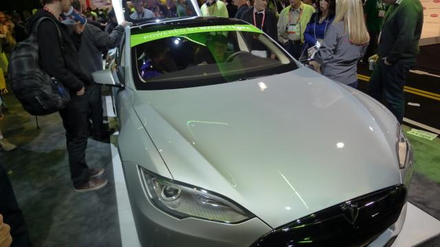 En Audi med teknologi fra Nvidia.