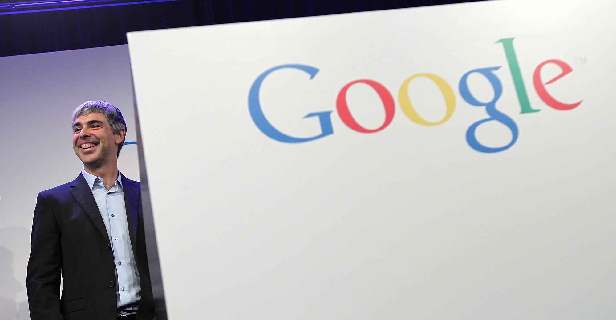 Google-sjefen Larry Page er ikke overbegeistret for Facebook.